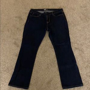 Old navy bootcut jeans-discontinued style